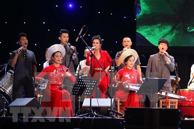 Inauguran Festival Internacional de Musica en Ciudad Ho Chi Minh hinh anh 1