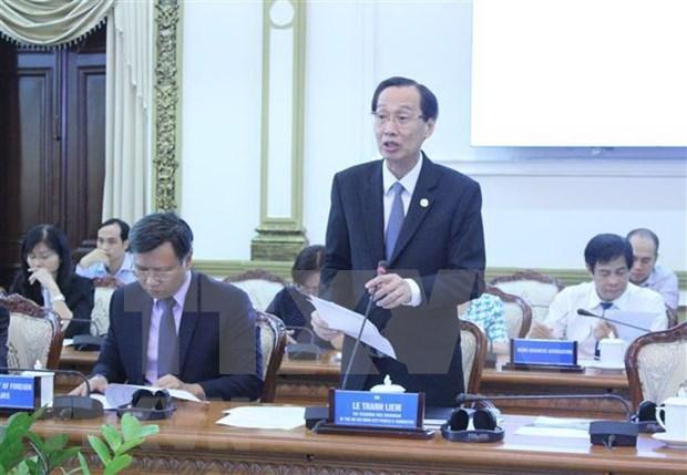 Ciudad Ho Chi Minh atrae a inversores estadounidenses hinh anh 1