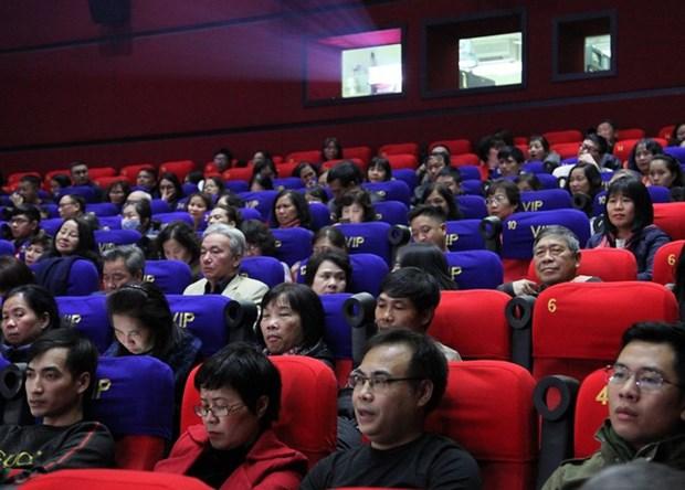 Efectuan primer Ciclo de Cine de paises hispanos en Ciudad Ho Chi Minh hinh anh 1