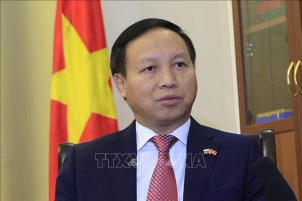 Preparado Vietnam para nuevas victorias hinh anh 1