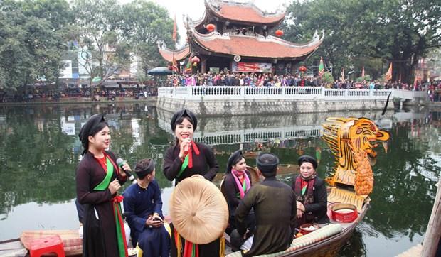 Proyectan promover el ecoturismo en provincia vietnamita de Bac Ninh hinh anh 1