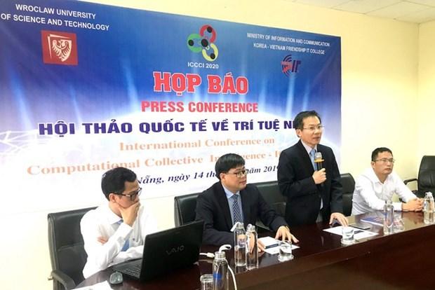 Celebraran en Vietnam conferencia internacional sobre inteligencia colectiva computacional hinh anh 1