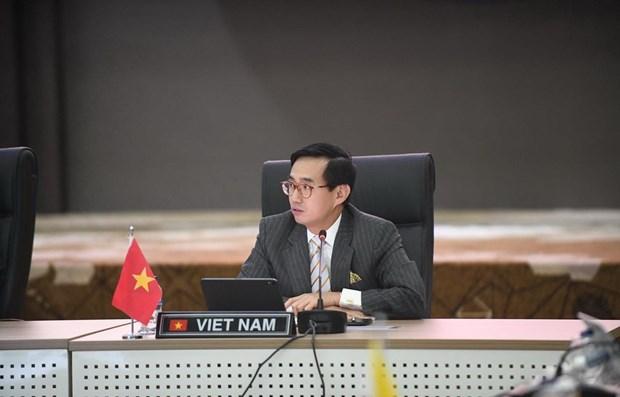 Asume Vietnam presidencia de Comite de Representantes Permanentes ante ASEAN hinh anh 1