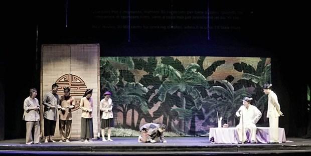 Fascina drama vietnamita al publico italiano hinh anh 1