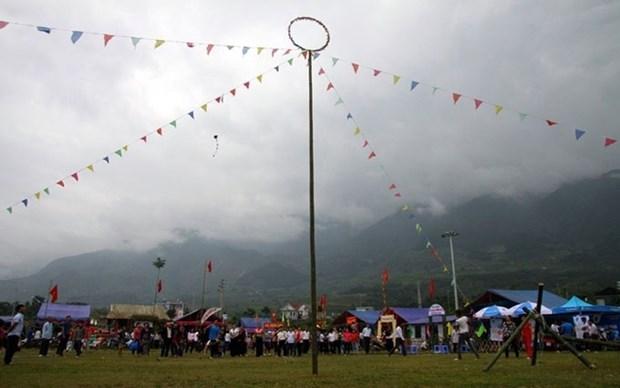 Efectuaran festival regional de juego folclorico en provincia vietnamita hinh anh 1