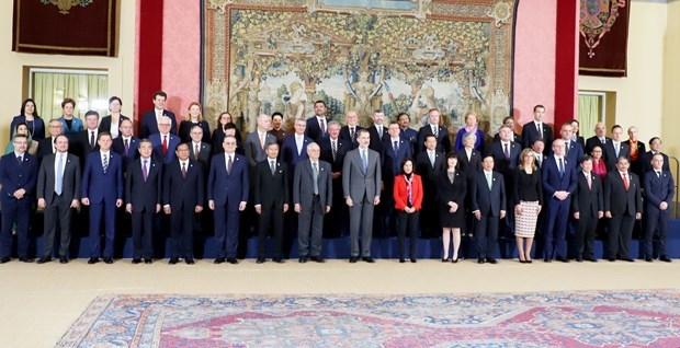Vietnam busca agilizar lazos con paises europeos en sectores potenciales hinh anh 1