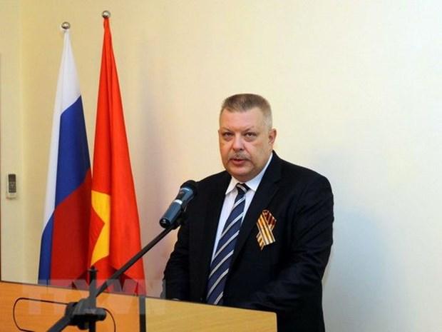 Relaciones con Vietnam: prioridad de Rusia en cooperacion con Asia- Pacifico hinh anh 1