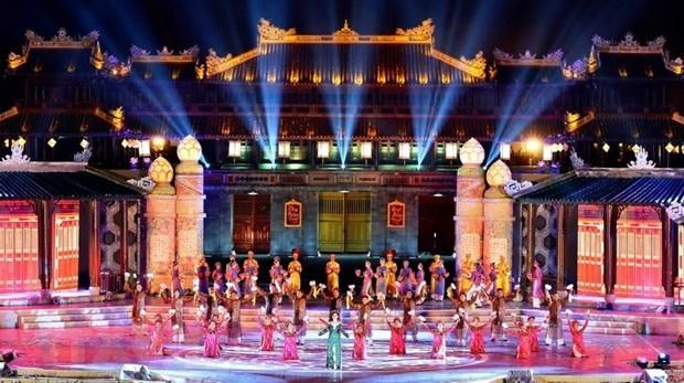 Celebraran en ciudad vietnamita de Hue Festival Internacional de Danza hinh anh 1