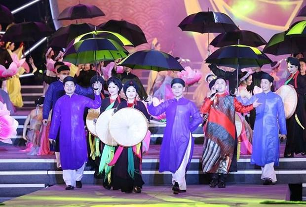 Semana de Cultura y Turismo Bac Ninh- Hanoi se celebrara en 2020 hinh anh 1