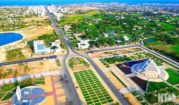 Inician construccion del proyecto ambiental sostenible en ciudades costeras de Vietnam hinh anh 1