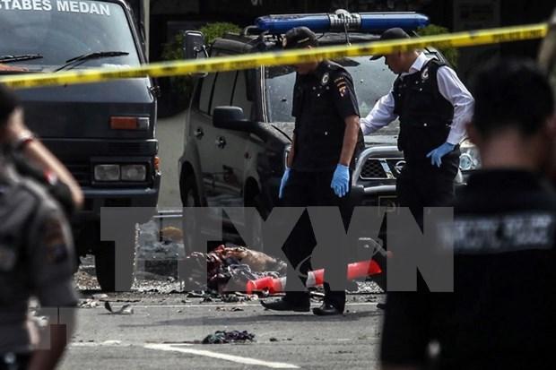 Atrapa Indonesia a ocho militantes afiliados al Estado Islamico hinh anh 1