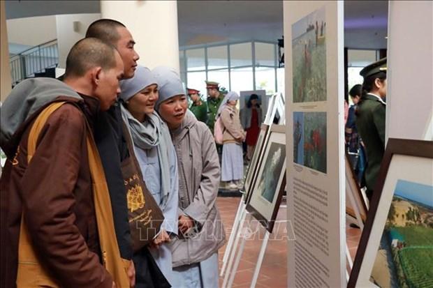 Ofrecen entradas gratuitas a exposicion sobre logros de Vietnam en derechos humanos hinh anh 1