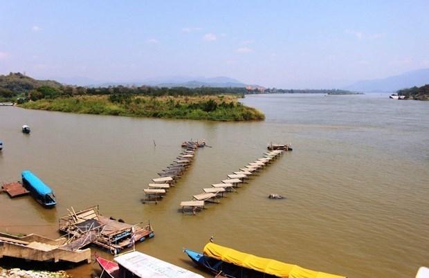 Fortalecen cooperacion por desarrollo sostenible de region Mekong-Lancang hinh anh 1
