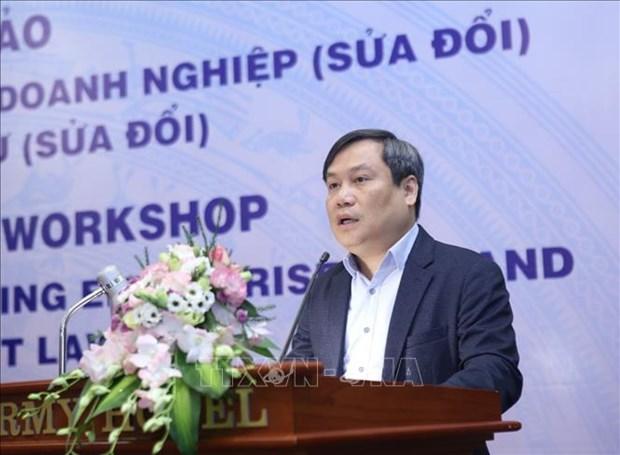 Conferencia Primer ministro y empresarios 2019 preve atraer participacion de mil delegados hinh anh 1