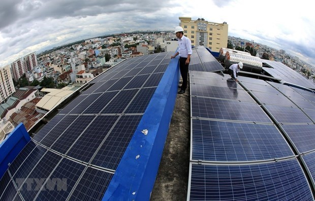 Respaldan a Vietnam en implementacion de subasta pilota de energia solar hinh anh 1