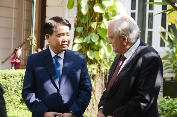Acoge Hanoi Foro Itinerante por la Paz en Asia hinh anh 1