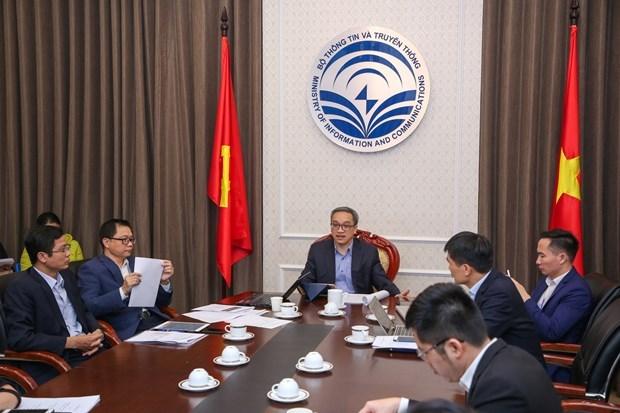 Acogera Vietnam mayor evento de Union Internacional de Telecomunicaciones en 2020 hinh anh 1