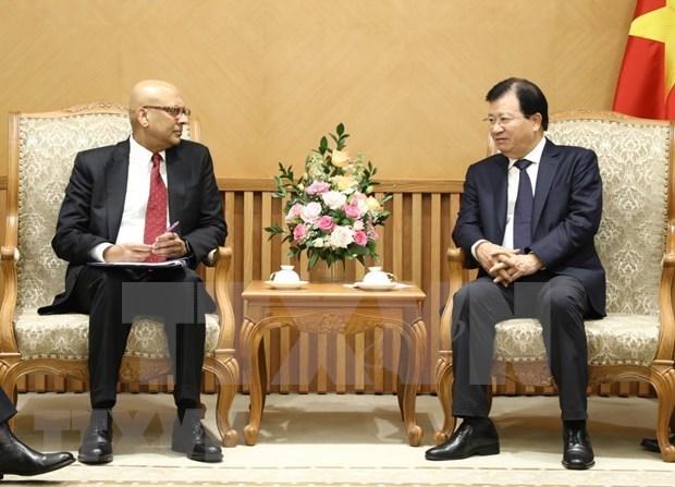 Exhortan al BM a respaldar a Vietnam en desarrollo de energia hinh anh 1