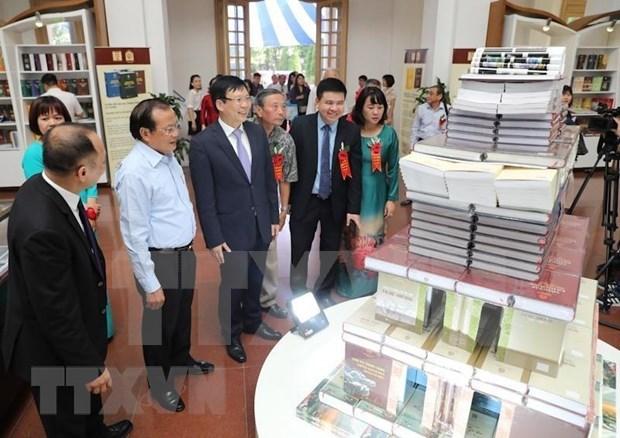 Resumen del Proyecto de Estanteria de Thang Long - mil anos de cultura hinh anh 1