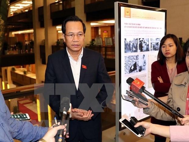 Leyes aprobadas por Asamblea Nacional de Vietnam entraran en vigor en 2020 hinh anh 1