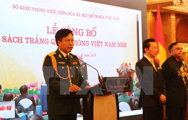 Conmemoran en India y Mozambique fundacion del Ejercito Popular de Vietnam hinh anh 1
