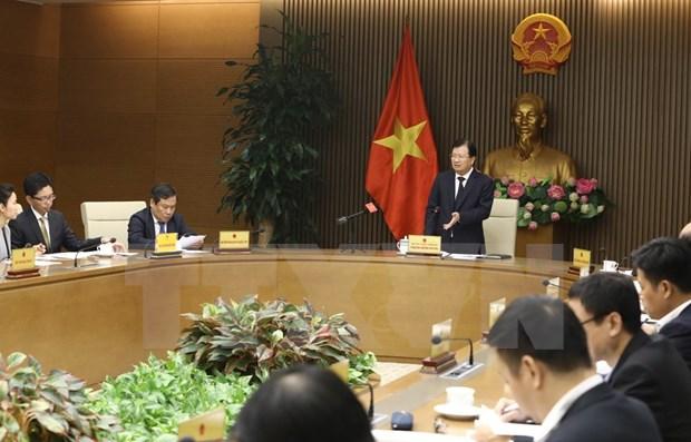 Pide intensificar estrategia de industrializacion en cooperacion Vietnam- Japon hinh anh 1