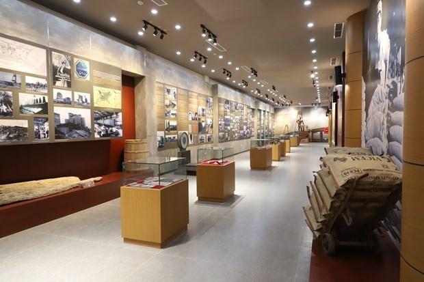 Inauguran primer museo de cemento de Vietnam hinh anh 1