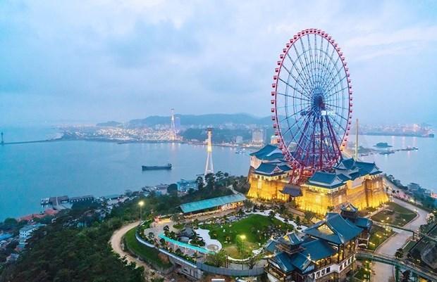 Provincia vietnamita de Quang Ninh recibe 14 millones de turistas en 2019 hinh anh 1