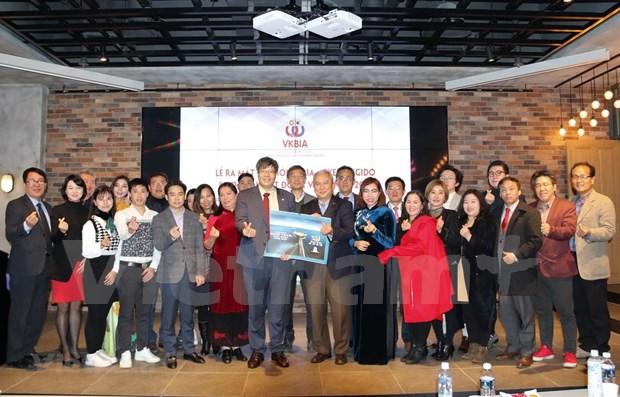 Asociacion empresarial Vietnam- Corea del Sur establece filial en provincia de Gyeonggi hinh anh 1