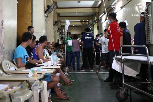 Al menos nueve muertos por intoxicacion por alcohol en Filipinas hinh anh 1