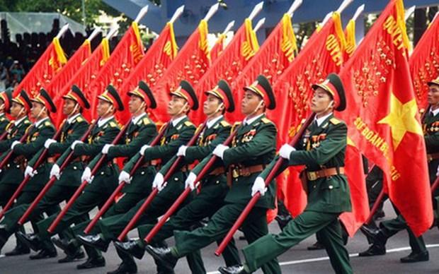 Agradecen vietnamitas en San Petersburgo a veteranos rusos hinh anh 1
