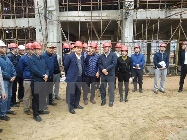 Aceleran en Hanoi instalacion de mayor incineradora de Vietnam hinh anh 1