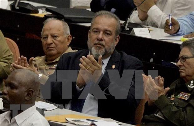Felicita Vietnam a nuevo primer ministro de Cuba hinh anh 1