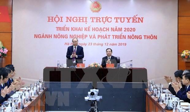 Aspira Vietnam a figurar entre los 10 mayores exportadores mundiales de productos agricolas hinh anh 1
