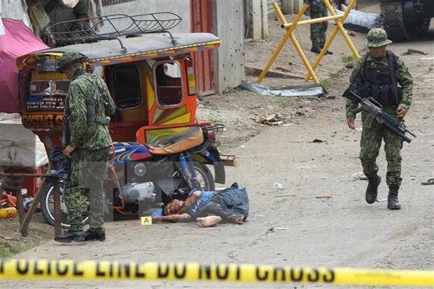 Reportan al menos 22 heridos tras serie de explosiones en Filipinas hinh anh 1