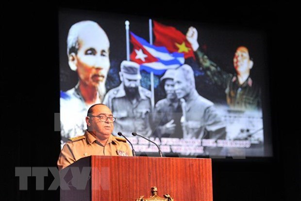 Destaca Cuba tradicion heroica del Ejercito Popular de Vietnam hinh anh 1