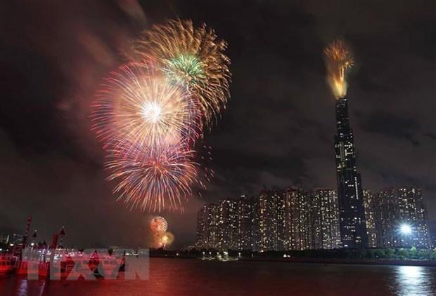 Celebraran en Ciudad Ho Chi Minh numerosas actividades por Ano Nuevo 2020 hinh anh 1