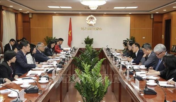 Vietnam y Corea del Sur por elevar comercio bilateral a 100 mil millones de dolares hinh anh 1