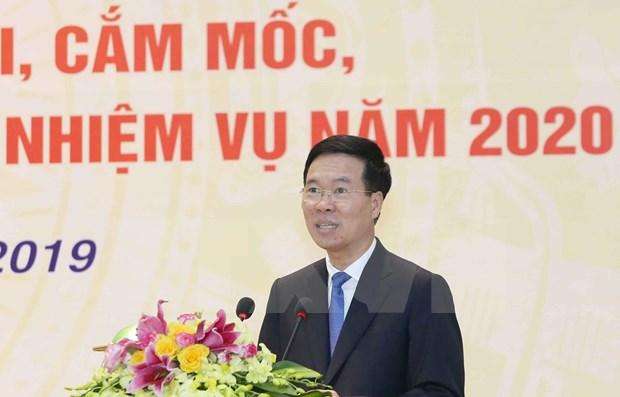 Destacan importancia de la divulgacion de informaciones de Vietnam al exterior hinh anh 1