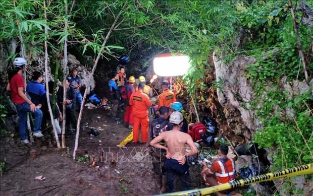 Registra Indonesia decenas de muertos por accidentes traficos en dias festivos hinh anh 1