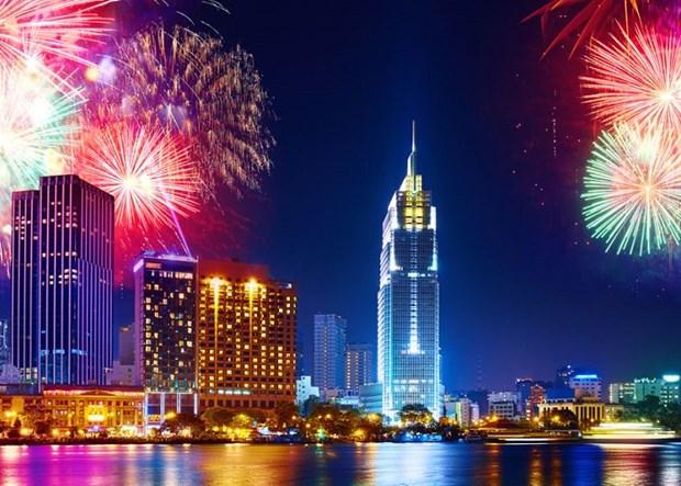 Clasifican a Ciudad Ho Chi Minh como destino mas ideal de Vietnam en Ano Nuevo hinh anh 1