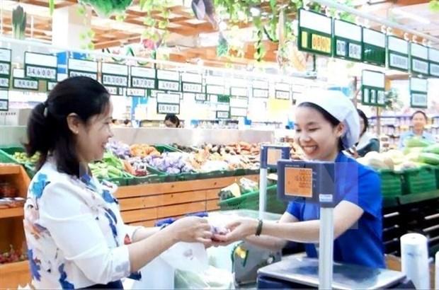 Registra Vietnam tasa de inflacion mas baja en tres anos hinh anh 1