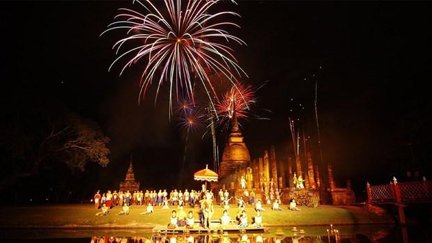 Fortalece Tailandia seguridad en Ano Nuevo hinh anh 1