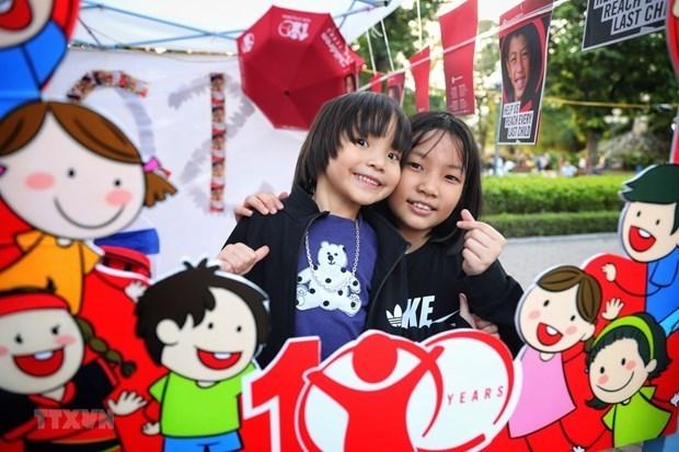 Aprueba Vietnam plan nacional contra violencia infantil hinh anh 1