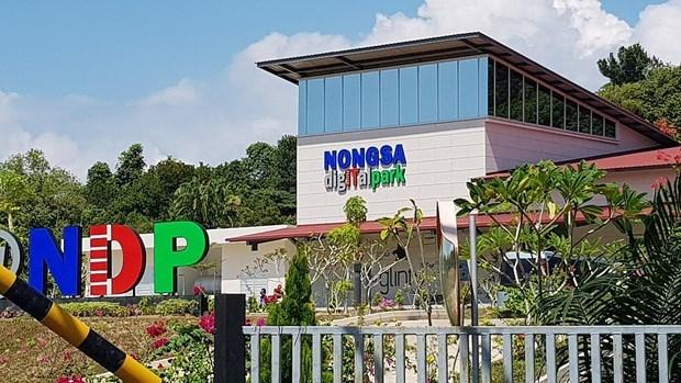 Construira Indonesia dos zonas comerciales especiales en isla de Batam hinh anh 1