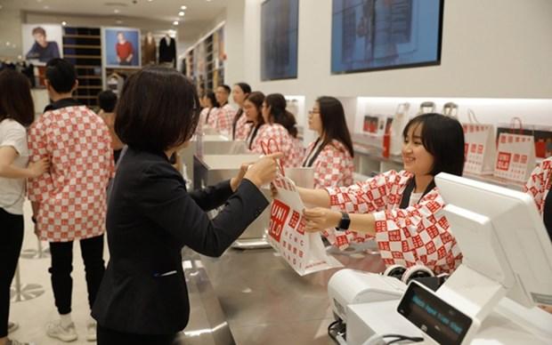 Marca de moda japonesa UNIQLO abrira primera tienda en Hanoi hinh anh 1