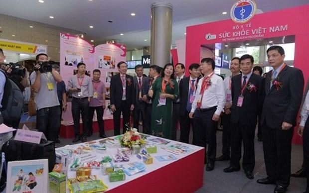 Vietnam Medi-Farm 2020 realzara la integracion mundial del pais en medicina y farmacia hinh anh 1