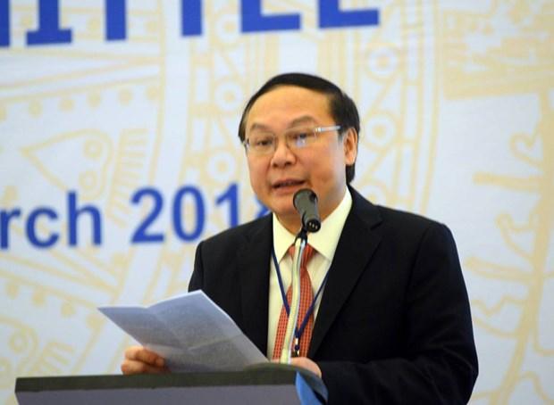 Revisa Vietnam implementacion de tratados internacionales sobre respuesta al cambio climatico hinh anh 1