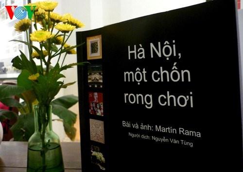 Economista uruguayo con gran amor por Hanoi hinh anh 1