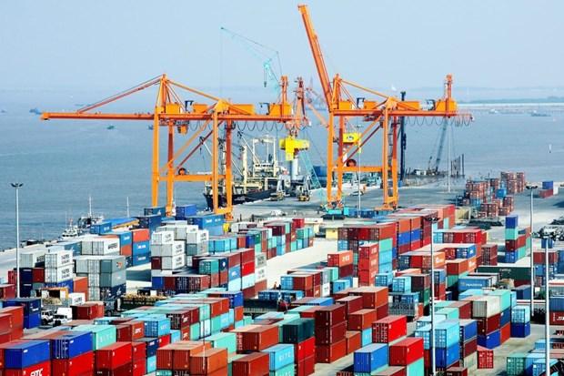 Llega a 770 millones de dolares intercambio comercial bilateral entre Myanmar y Tailandia hinh anh 1